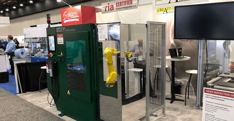 "Boxy Autoloader Meets with American Automotive Manufacturers at ""Motion + Power Detroit""  Exhibition"