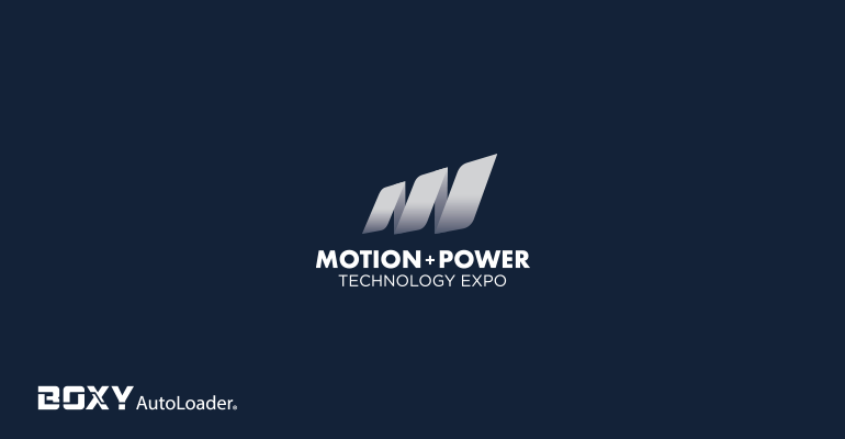 Boxy Autolader – In Motion + Power Technology Expo