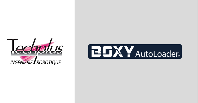 Boxy Autoloader and Techplus Dealership Agreement